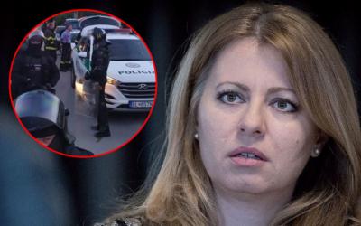 Čaputová si poriadne ZAVARILA: Prehovorila o divokej párty a zásahu polície!