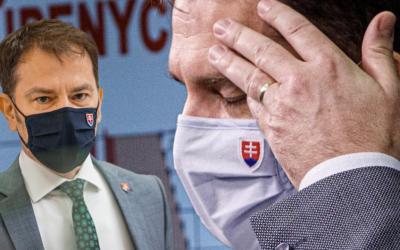 Matovič kritizuje Slovákov a obviňuje vládu: Zlá situácia krajiny ho zahnala do kúta!